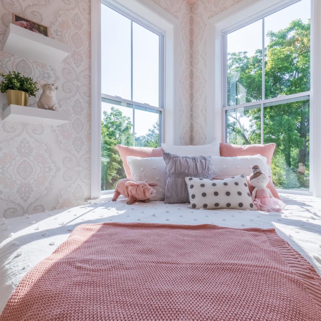 Gacek Design Group - Modern Farmhouse - Little Girl's Room